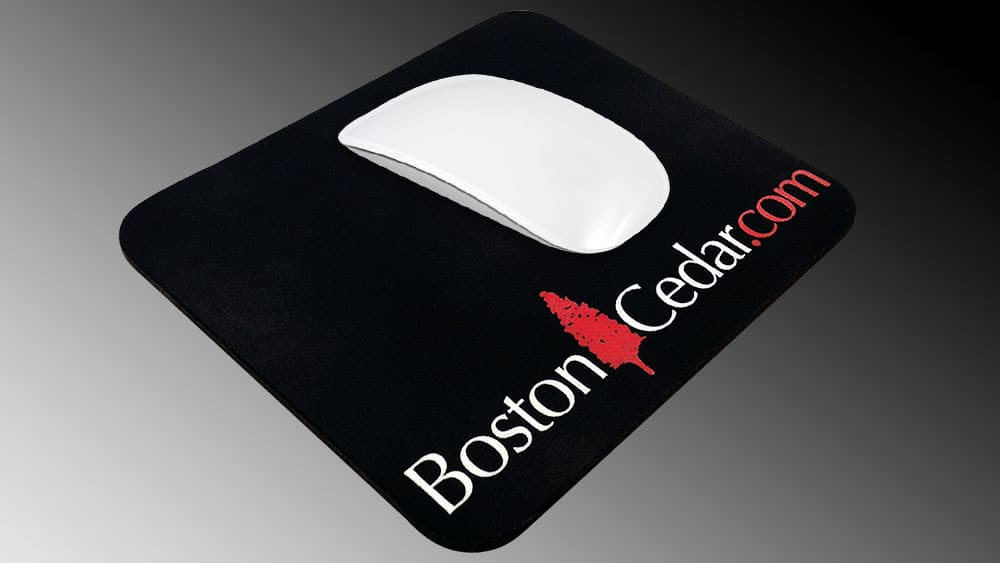 Boston Cedar Mouse Pad