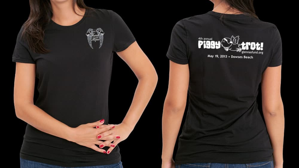 Piggy Trot Event T-Shirt