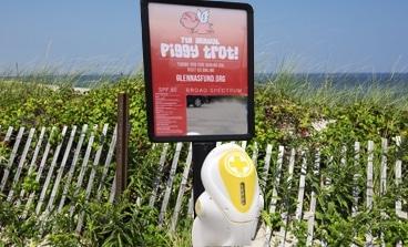 Sunscreen Dispenser Graphics