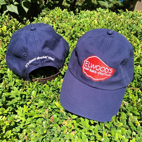 Elwood's Raw Bars Embroidered Hats