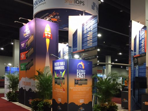 SC17 Booth Graphics